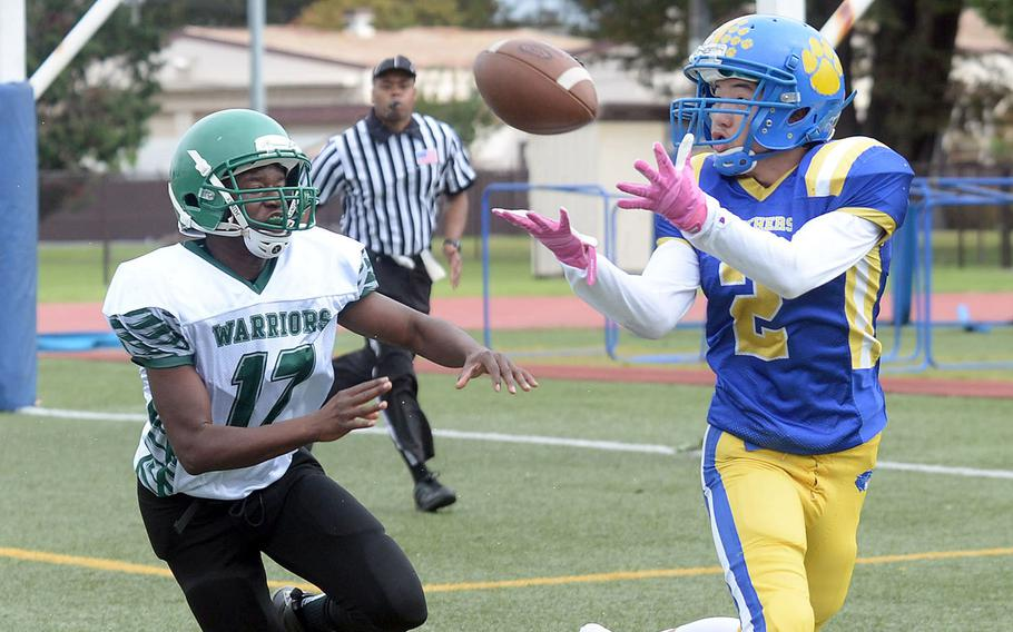 Any hope of playing football in the spring was extinguished Tuesday, DODEA-Pacific officials announced, citing the high-contact nature of the sport and concerns over the coronavirus pandemic.