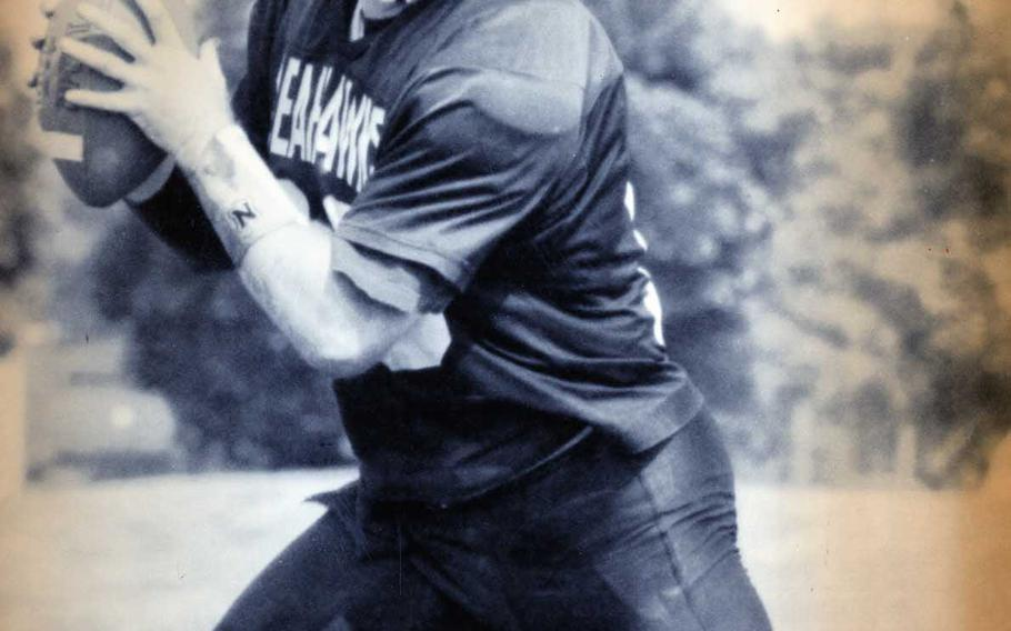Former Yokosuka Seahawks and Greyhawks quarterback Michael Reedy died on Aug. 3 of a heart attack in his sleep in his hometown of Mililani, Hawaii. He was 58.