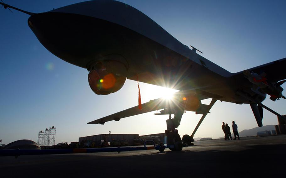 The Predator drone has proven to be an effective weapon that offers both real-time surveillance and offensive firepower for troops on the ground.