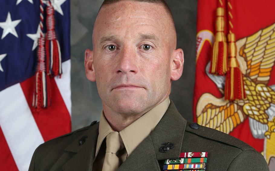 Marine Corps Sgt. Maj. Richard D. Thresher has been selected as the next command senior enlisted leader of U.S. Africa Command, based in Stuttgart, Germany.