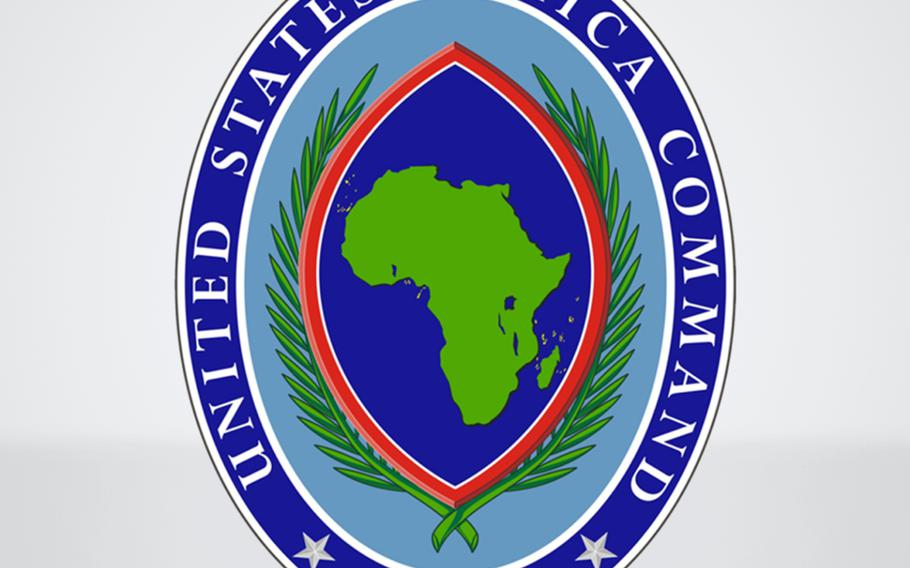U.S. Africa Command said Thursday, March 19, 2020 that it launched five airstrikes over two days against Al-Shabab militants in Somalia.