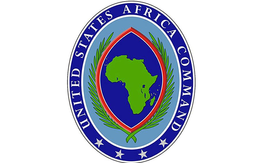 A key figure in the Al-Shabab terrorist group was killed in an airstrike on the town of Jilib, south of Mogadishu, U.S. Africa Command said Tuesday, April 7, 2020.