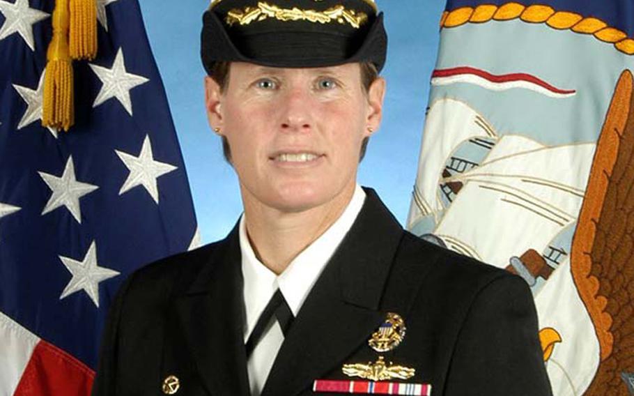 Capt. Holly Graf