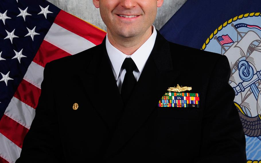 Lt. Cmdr. Mark Rice, commanding officer of the former minesweeper USS Guardian, has been relieved of command as of April 4, 2013, following an investigation into the ship's grounding on a Philippine reef in January, Navy officials said Thursday.