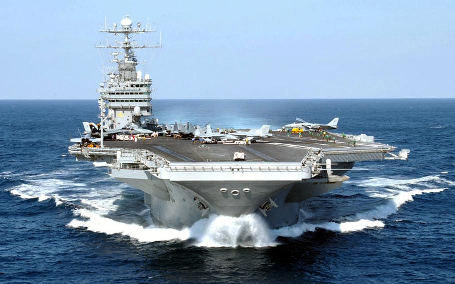 USS George Washington (CVN 73) file photo