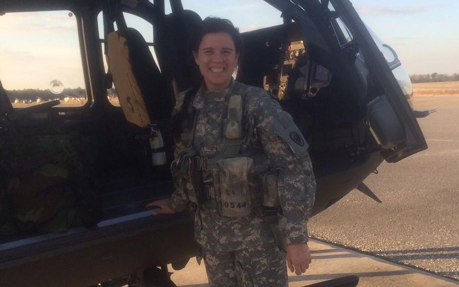 1st Lt. Kathryn M. Bailey, 26, of Hope Mills, N.C.