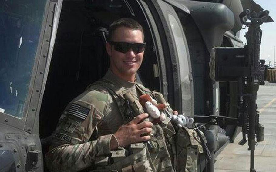 Chief Warrant Officer 2 Stephen T. Cantrell, 32, of Wichita Falls, Texas.