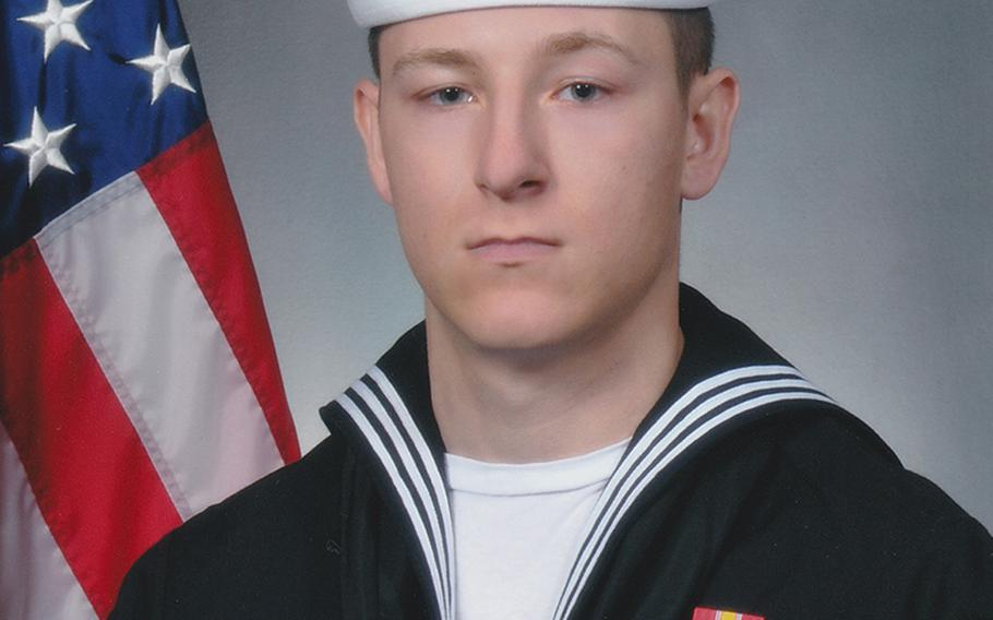Divers have thus far recovered the remains of Petty Officer 3rd Class Kenneth Aaron Smith, 22, of New Jersey.