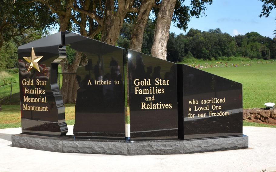 The Hawaii Gold Star Families Memorial Monument in Kaneohe, dedicated on March 17, 2018, is the 33rd such tribute launched by the Hershel Woody Williams Medal of Honor Foundation.