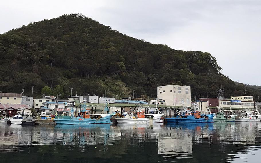 Rausu, a quiet fishing village on the eastern coast of Hokkadio, is home to some Japanese expelled from northern territories occupied by the Soviet Union after World War II.