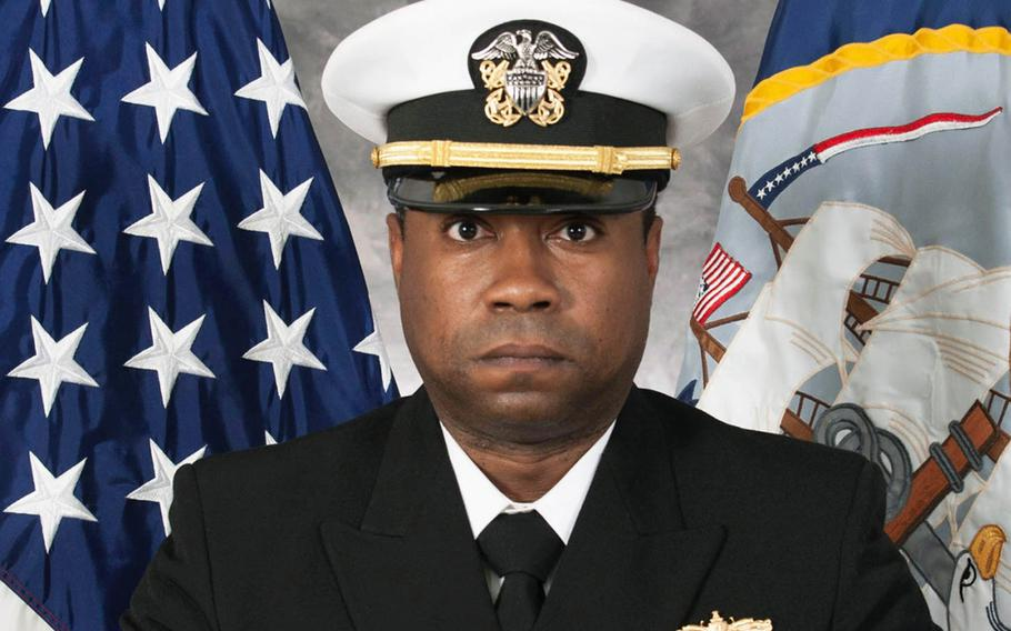 Lt. Cmdr. Randall J. Clemons was relieved of duty as executive officer aboard the USS McCampbell on Tuesday, Aug. 20, 2019.