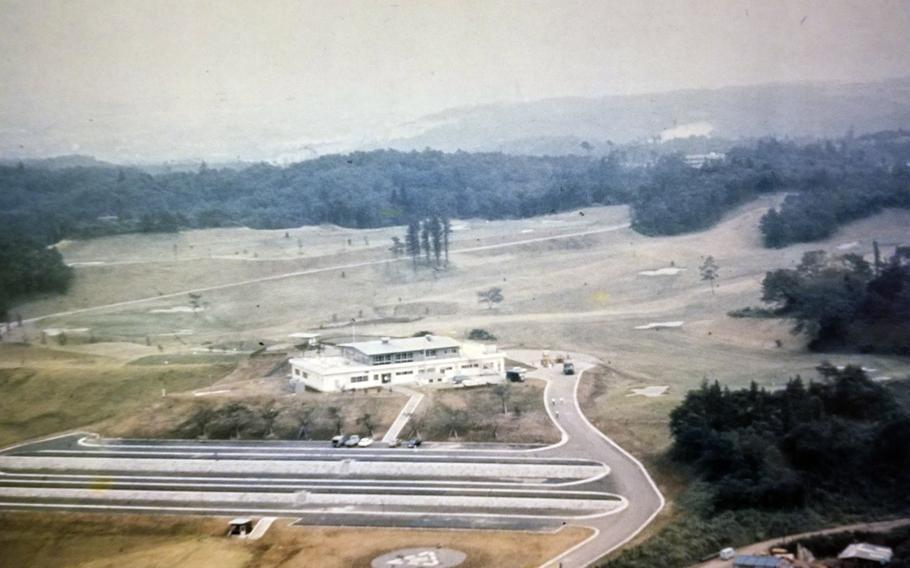 Tama Hills Golf Course opened Dec. 24, 1969, on a World War II-era Japanese ammunition depot.
