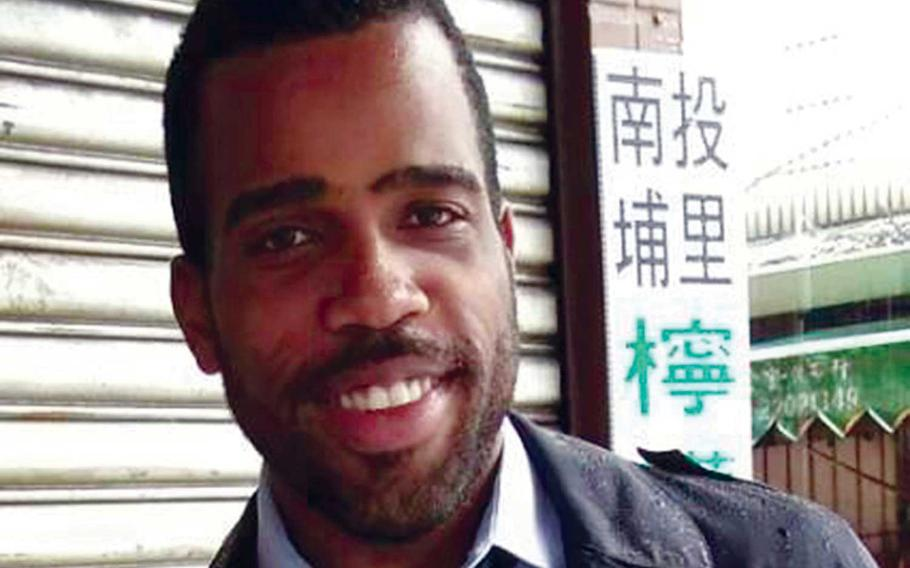 Former U.S. Marine Ewart Odane Bent has been sentenced to 12 years and six months in prison in the 2018 killing of a Canadian schoolteather on Taiwan, local media reports said.