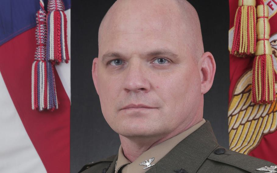 Marine Col. Michael Nakonieczny, of Buena Park, Calif., took over the 31st Marine Expeditionary Unit from outgoing commander Col. Robert Brodie on June 25, 2020.