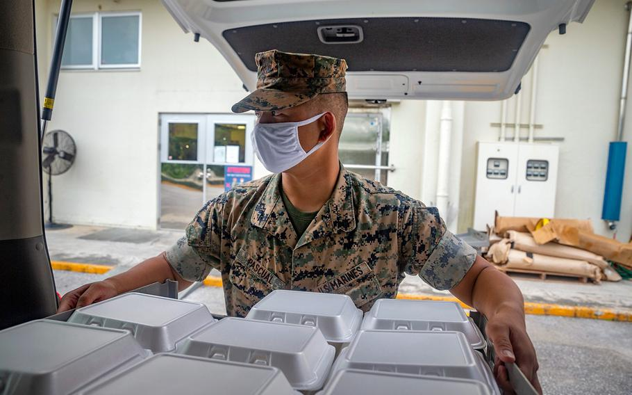 The Marine Corps on Okinawa has reported a total of 225 coronavirus infections from two clusters discovered on the island after Fourth of July weekend. Many of those have since recovered.