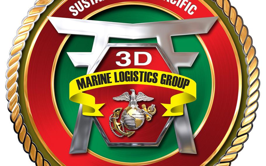 A Marine from the 3rd Marine Logistics Group died Tuesday afternoon in Okinawa's capital city of Naha.