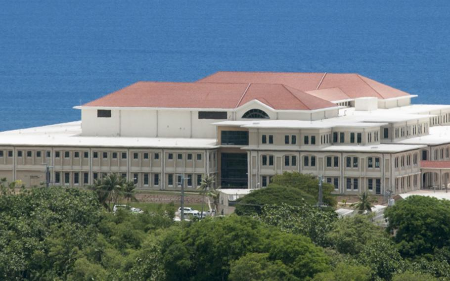 One person died of coronavirus Tuesday, Sept. 1, 2020, at Naval Hospital Guam.