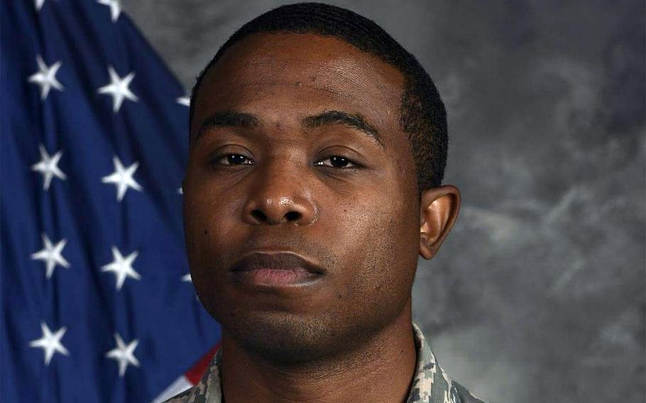 Air Force Tech. Sgt. Warrell Ricketts, 30, of West Palm Beach, Fla., died Saturday, Sept. 12, 2020, while snorkeling on Okinawa.
