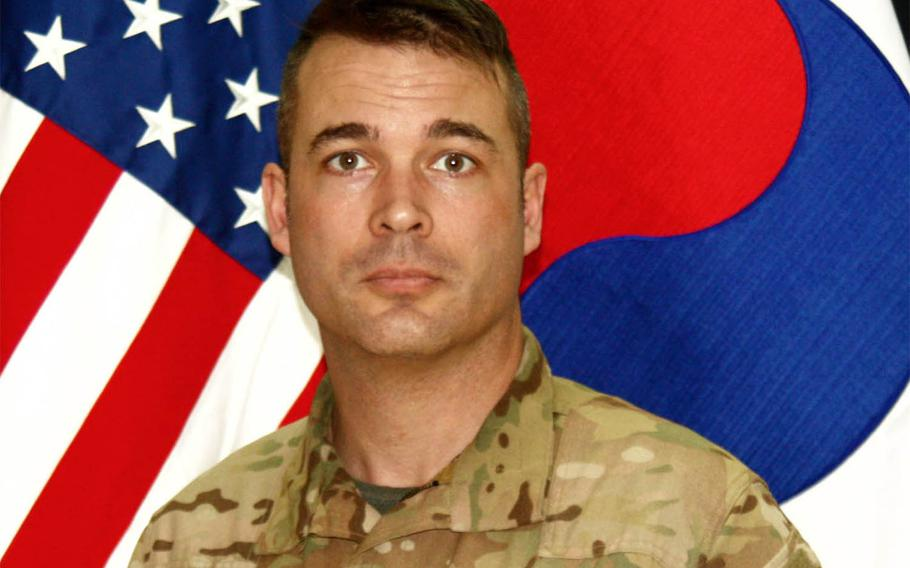 Chief Warrant Officer 2 Craig W. Mulder, 39, was found in the water at Tybee Island, Ga., Sunday, Oct. 18, 2020, and later pronounced dead by the Chatham County coroner, according to an Army press release.