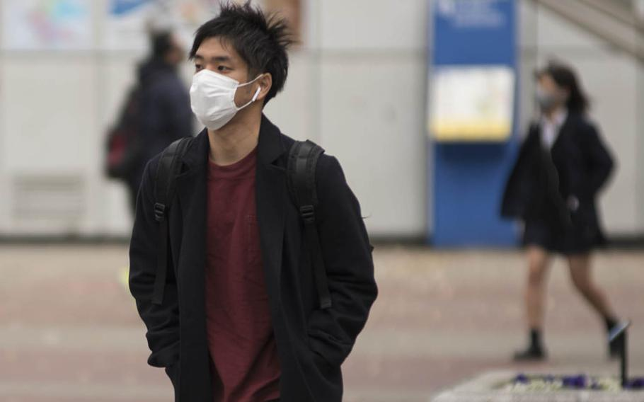 Tokyo broke another pandemic record Wednesday, Dec. 16, 2020, recording its highest daily count of new coronavirus infections.