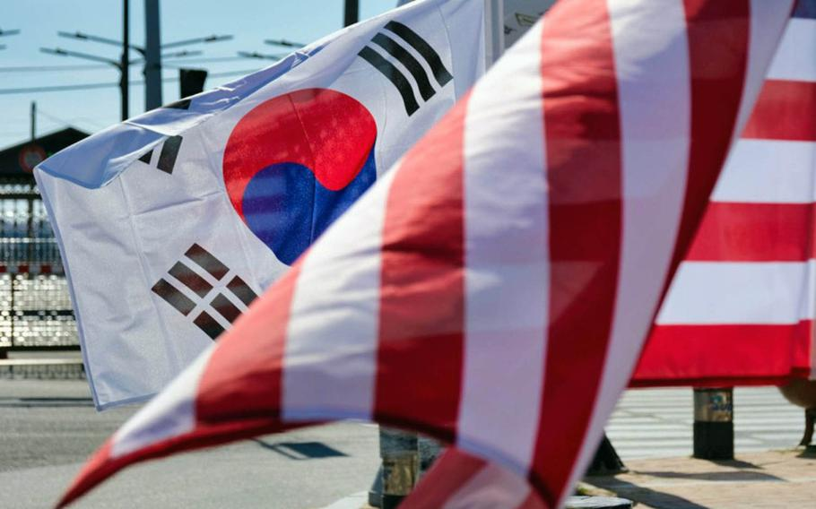 The U.S. and South Korea are neogtiating a plan to forestall possible furloughs for local employees of U.S. Forces Korea.