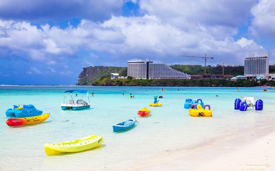 More than 1.6 million visitors arrived in the fiscal year ending Sept. 30, 2019, mostly from Japan and South Korea, according to the Guam Visitors Bureau. The pandemic snuffed that out.