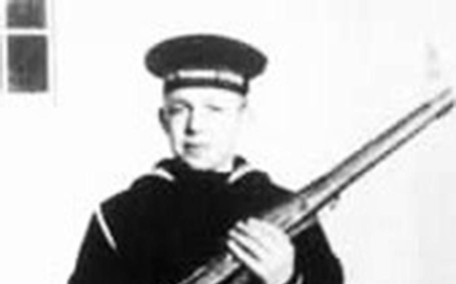 Seaman 2nd Class Lloyd R. Timm, 19, of Kellogg, Minn., died at Pearl Harbor, Hawaii, aboard the USS Oklahoma when the battleship was hit by multiple Japanese torpedoes and capsized on Dec. 7, 1941.