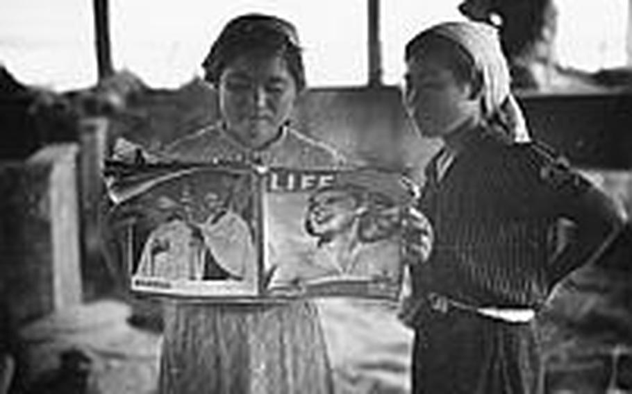 Okinawa in 1945