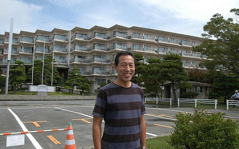 On Wednesday only 150 guests were at the 500-room Matsushima Century Hotel, which is normally booked solid in August, according to manager Shoji Endou.