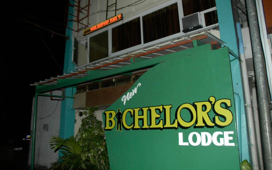The Celzone Lodge in Olongapo, where Philippines authorities say transgender woman Jennifer Laude was killed, has been renamed the Bachelor's Lodge.