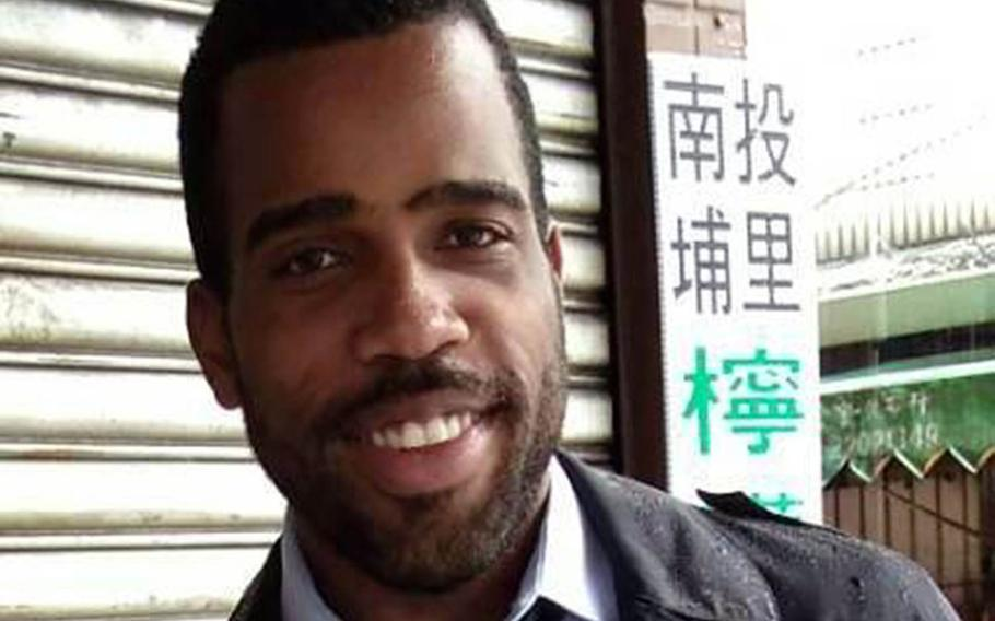 Ewart Odane Bent, 30, who identified himself as a former U.S. Marine, has been arrested in Taiwan in the brutal slaying of a Canadian English teacher.
