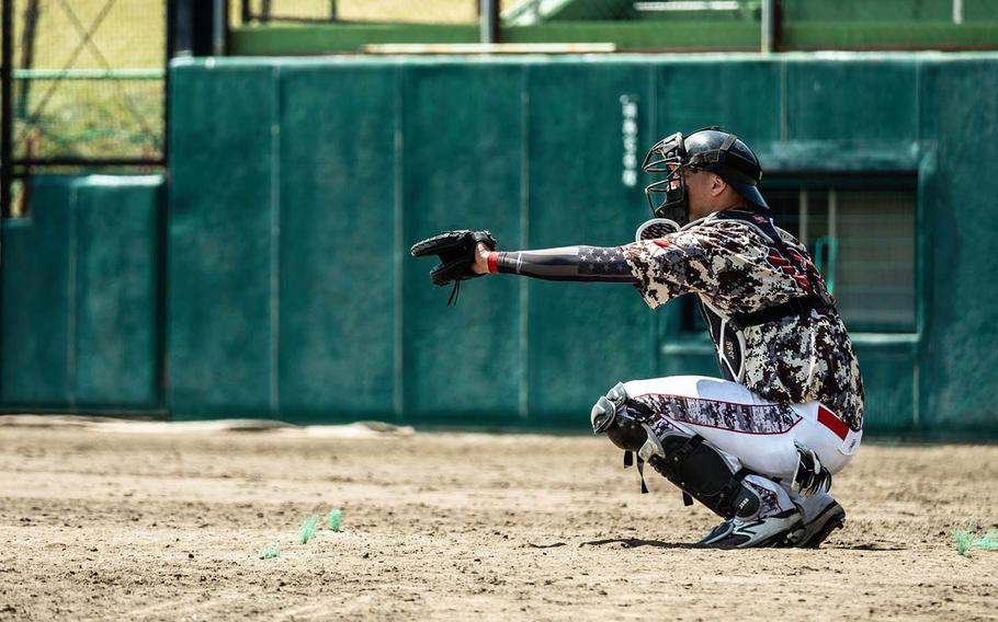 The Japan Military WarDogs is a baseball team composed of U.S. servicemembers and Defense Department civilians, mostly from Yokosuka Naval Base, Japan.
