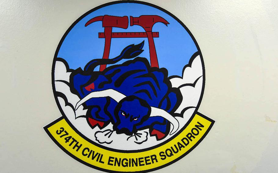 The 374th Civil Engineer Squadron builds, maintains and repairs the airfield, facilities and infrastructure at Yokota Air Base, Japan.