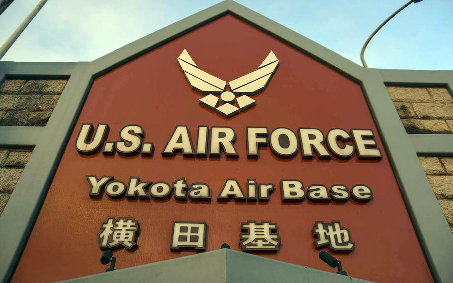Yokota Air Base in the suburbs of western Tokyo is home to U.S. Forces Japan, 5th Air Force and the 374th Airlift Wing.