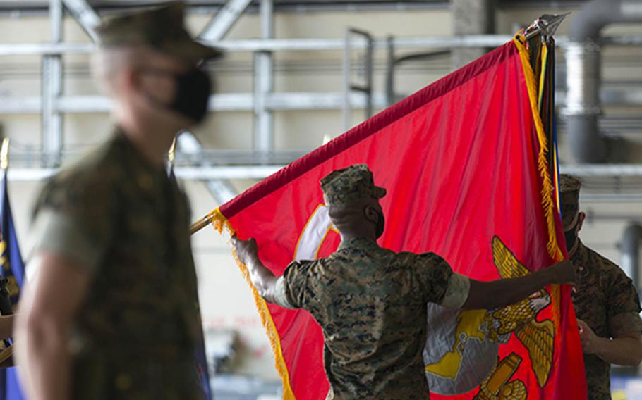 The Marine Corps on Oct. 16, 2020, redesignated a unit at Marine Corps Air Station Iwakuni, Japan, as Marine Fighter Attack Squadron 242. It is the second overseas Marine squadron to field the F-35B stealth fighter, according to Marine Aircraft Group 12.