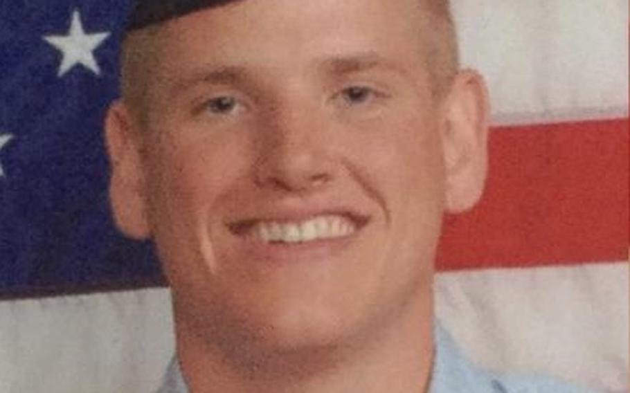 Airman 1st Class Spencer Stone