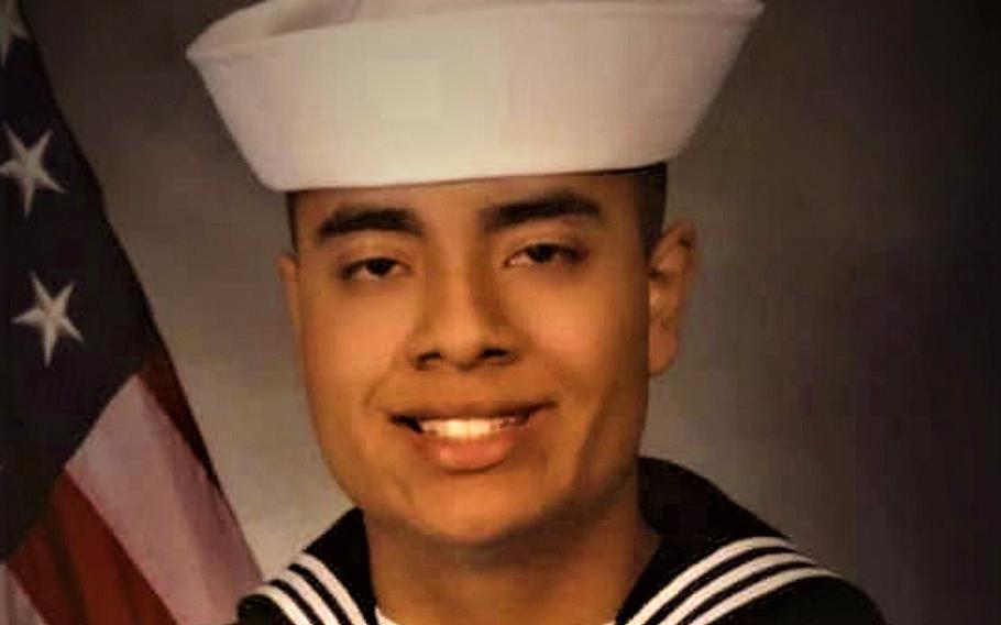 Seaman Arturo Rivera, assigned to U.S. Naval Hospital Sigonella, Sicily, died July 26, 2020, after being hit by a vehicle while crossing a road near the Sicilian city of Catania, the Navy said.