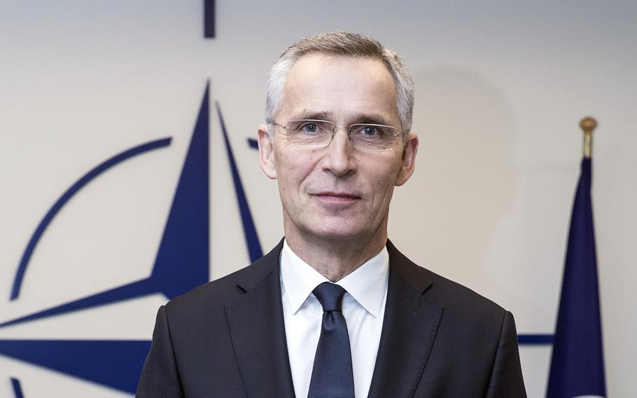 NATO Secretary-General Jens Stoltenberg told reporters Monday that President-elect Joe Biden has been invited to a summit, to be held on an undisclosed date early next year, where the alliance will discuss matters such as the mission in Afghanistan, Russian deterrence and China.