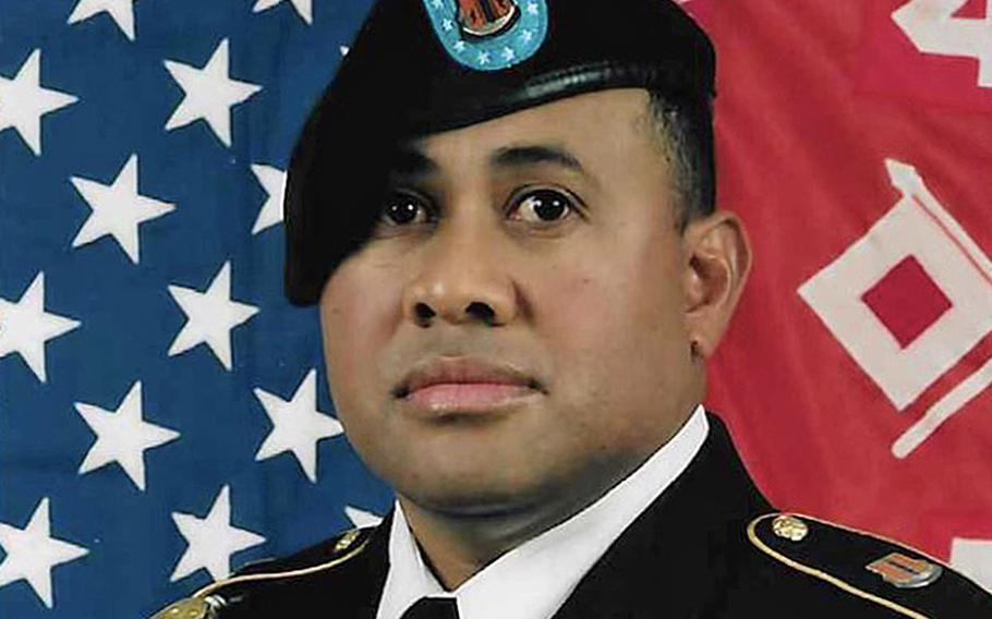 Sgt. Setariki Korovakaturaga, 43, with the 2nd Theater Signal Brigade in Baumholder, Germany, died of COVID-19 while being driven to the hospital last week, U.S. Army Europe and Africa confirmed on Dec. 15, 2020.