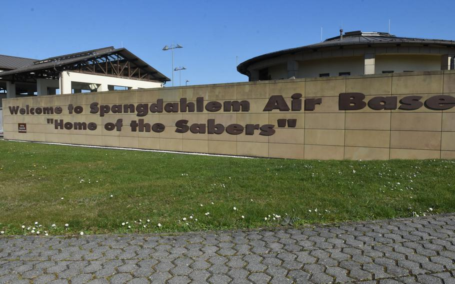 An airman at Spangdahlem Air Base, Germany, was sentenced April 26, 2021, to three years in jail for driving drunk and killing a local German man, and injuring another in a car wreck two years ago.