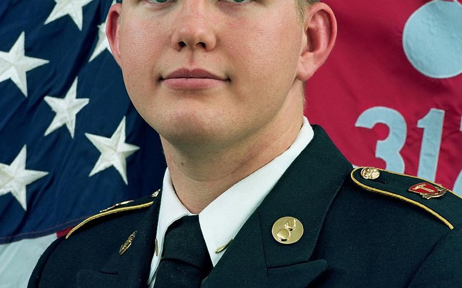 Spc. Kevin Christopher Kennerson