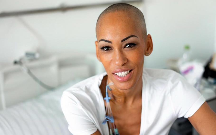 Astrid is urging more people of mixed ethnic backgrounds to get registered as a stem cell donor as her desperate search for one continues.