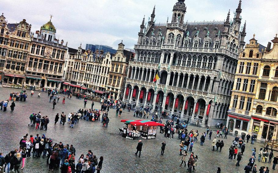 U.S. Air Force personnel in Germany can again travel to Spain and Belgium and see sights like the Grand Place, the central square of Brussels. However, Ramstein officials urged personnel to follow safety precautions and watch for updates on country coronavirus risk status through Germany's Robert Koch Institute.