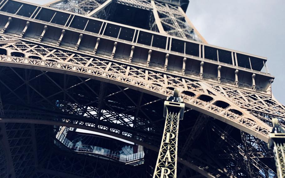 Paris, home to the Eiffel Tower, is in France's Ile-de-France region, which Germany's public health agency, the Robert Koch Institute, has designated a high-risk zone for coronavirus. The 21st Theater Sustainment Command uses host nation references like the RKI to determine if an area is at risk for the virus and if approval should be granted for unofficial travel.