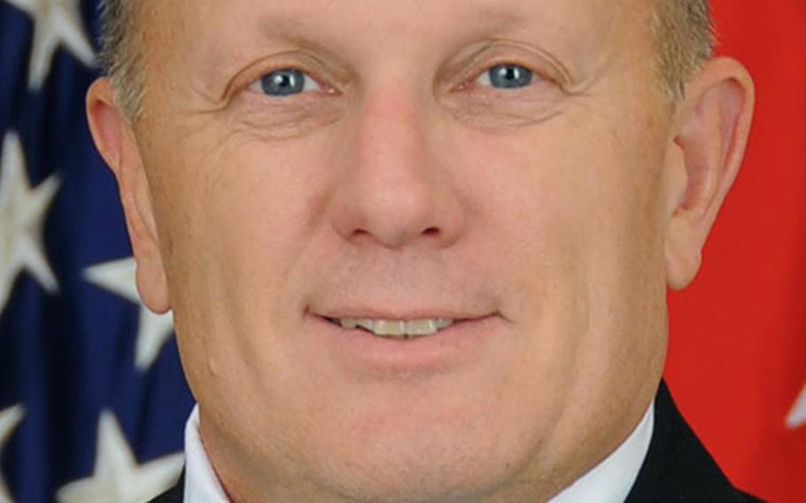 Lt. Gen. William Mayville