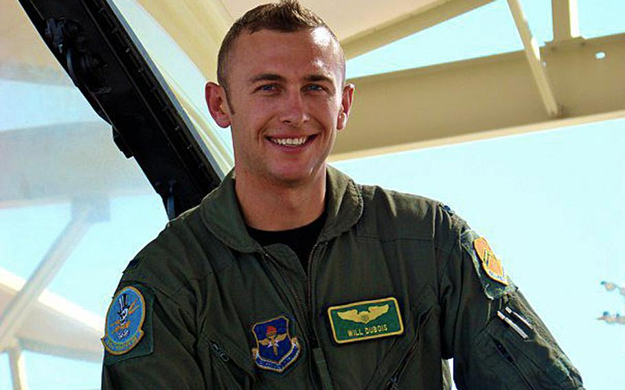 Air Force Capt. William Dubois