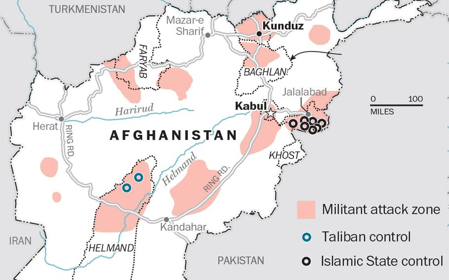 The sudden departure from President Barack Obama's proposed strategy in 2014 comes after months of major attacks by insurgent groups across Afghanistan, where the Taliban have recently gained territory.