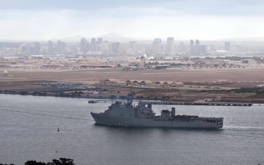 USS Harpers Ferry