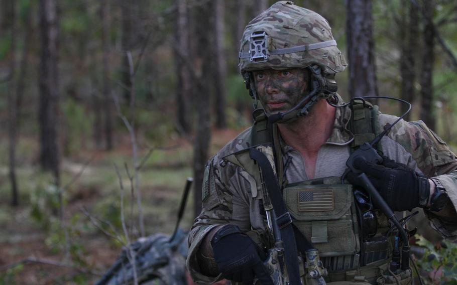 U.S. Army 1st Lt. Weston Lee,  a platoon leader in the 1st Battalion, 325th Infantry Regiment, 2nd Brigade Combat Team, 82nd Airborne Division, based in Fort Bragg, N.C., died Saturday, March 29, 2017, after an improvised explosive device detonated during a patrol outside Mosul, Iraq.