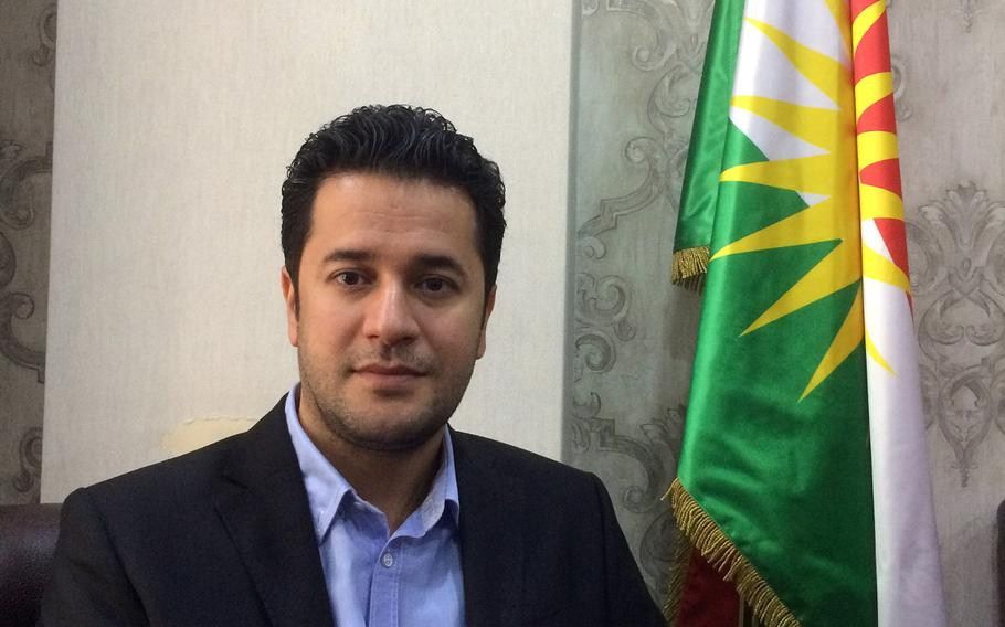 Mohammedali Yaseen Taha, a spokesman for the ruling Kurdistan Democratic Party (PDK), said Kurdistan would remain a partner for the U.S. in the region if its citizens vote for independence from Baghdad in a Sept. 25, 2017, referendum.